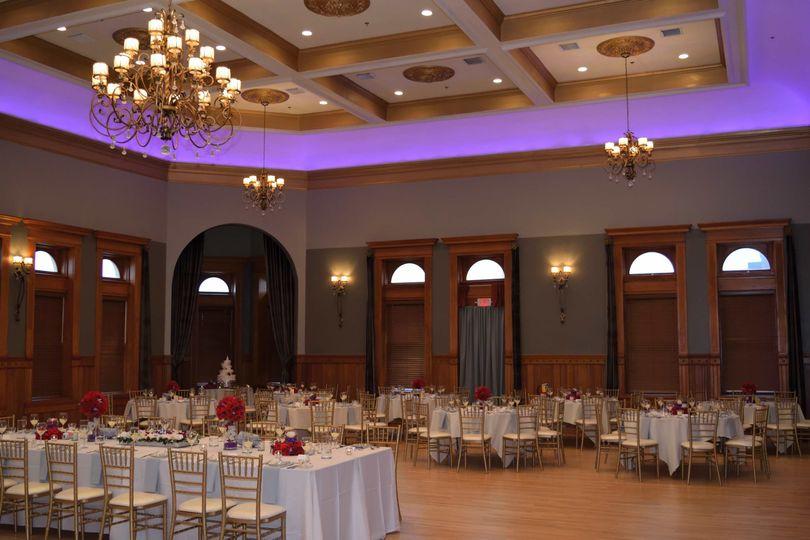 WI Wedding Reception
