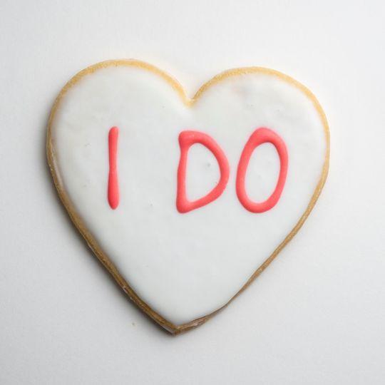 I Do cookies