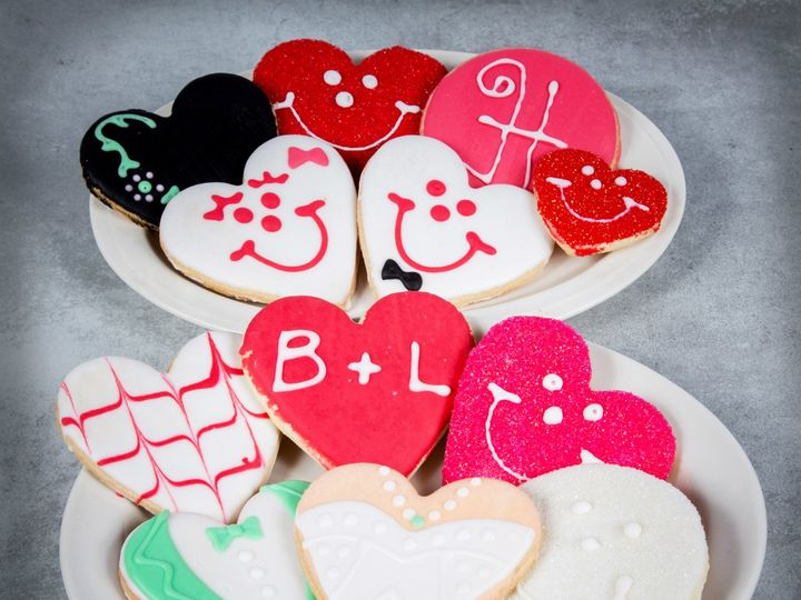 Tmx 1468246304315 Wedding Cookie Group Frontslant Pittsburgh, PA wedding favor