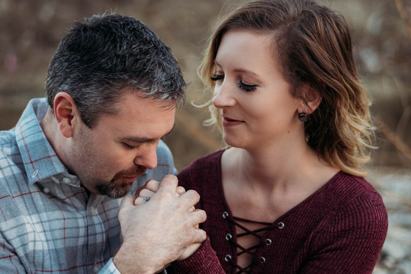 Couples portraits Fort Worth