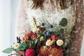 Rose Red & Lavender