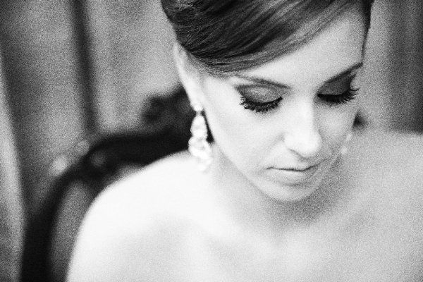 Make up by Rebecca Wood Photo courtesy of Eleise Theur Photography
