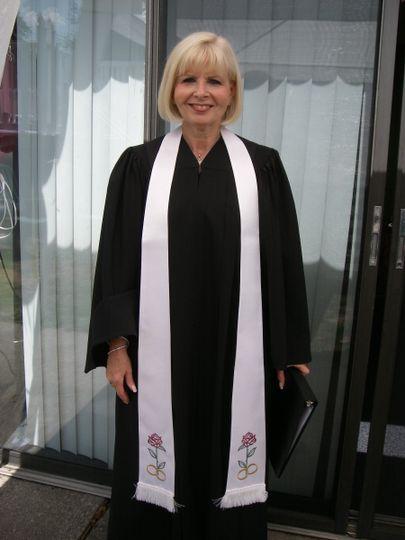 Minister Judy Lanci