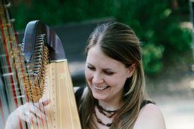 Harpist Michelle Jamesson