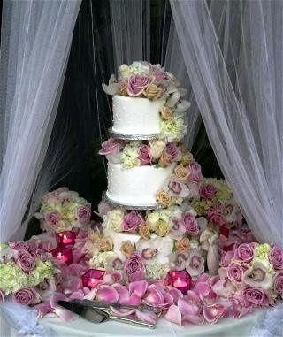 Tmx 1331762594164 WeddingCakeTimNencieinshout Canoga Park wedding cake