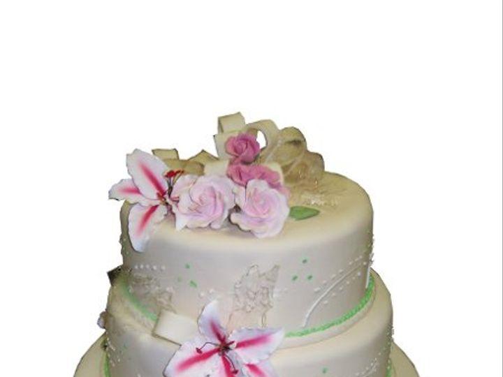 Tmx 1331762632531 StargazerWeddingCake Canoga Park wedding cake