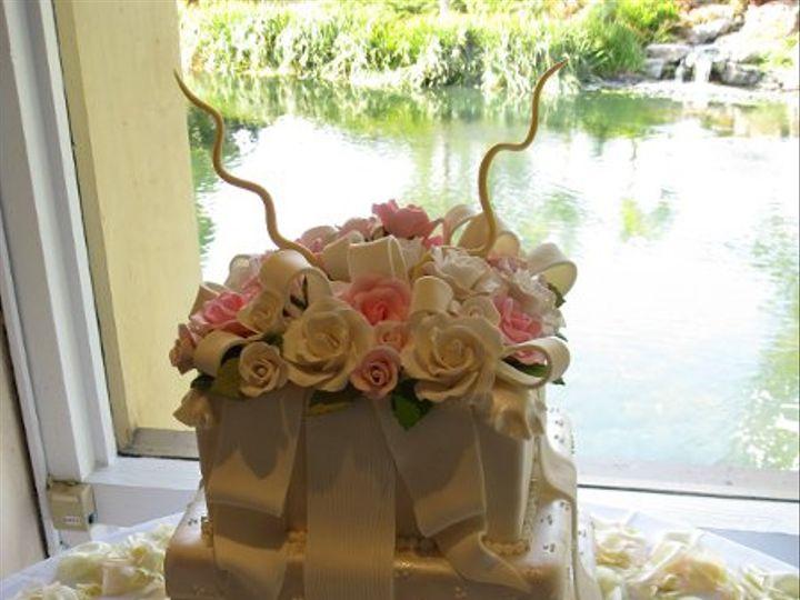 Tmx 1331831538472 IMG0027 Canoga Park wedding cake