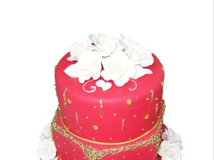 Tmx 1331831994094 IndianWeddingCake Canoga Park wedding cake