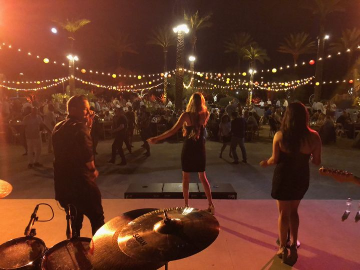 Static Dance Band Corp. Event