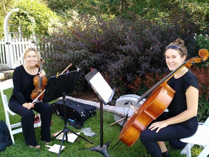Tmx 1453392654772 Laurie Julia Outdoor Wedding Minneapolis, Minnesota wedding ceremonymusic