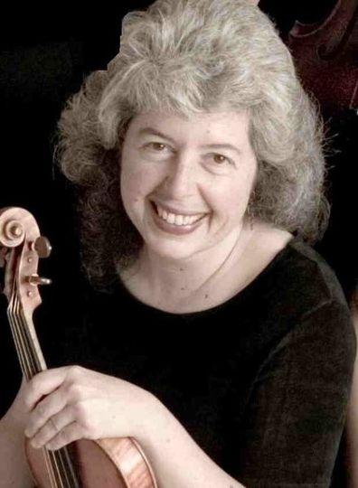 Barbara Jaffe, violin