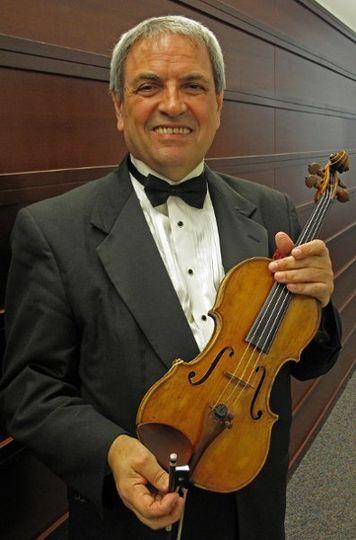 Igor Szwec, violin