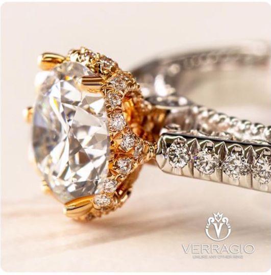 Verragio Venetian 5052 Custom