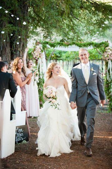 Redwood Grove Wedding