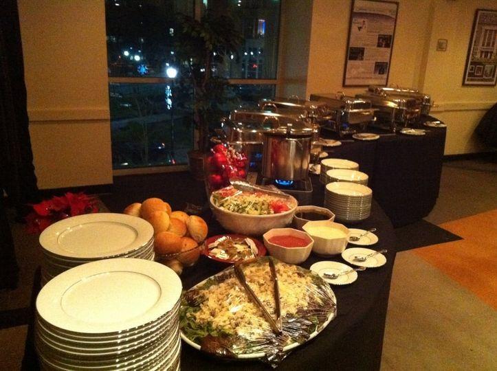 Holiday Dinner Buffet