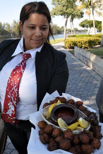 WaiterConchfritters