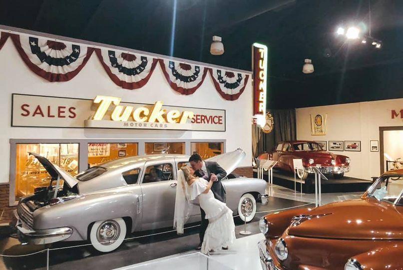 Love in the Tucker Gallery