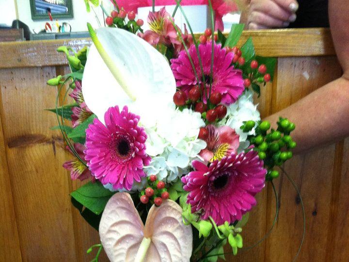 Tmx 1404761801221 Bridal Bouquet Hampton, NH wedding florist