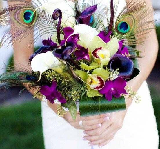 Tmx 1404846002490 Bridal Bouquet Peacock Hampton, NH wedding florist