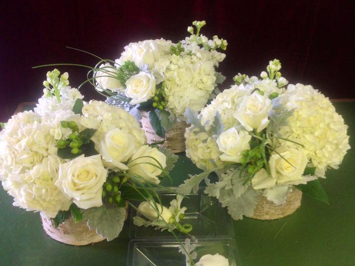 Tmx 1404846061372 Centerpieces White Hydra Hampton, NH wedding florist