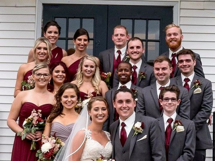 Tmx 1485205316225 Pell Wed Party Hampton, NH wedding florist