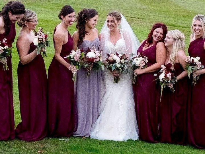Tmx 1485205379776 Pell Brmaid Hampton, NH wedding florist