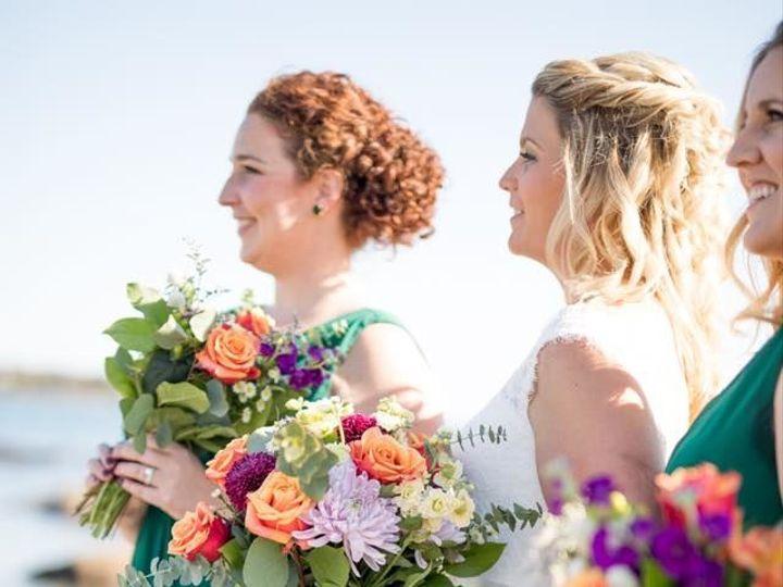 Tmx 1534277974 836070ae137ba3bd 1534277973 8212b567abb45b18 1534277971932 6 Girls Beach Hampton, NH wedding florist