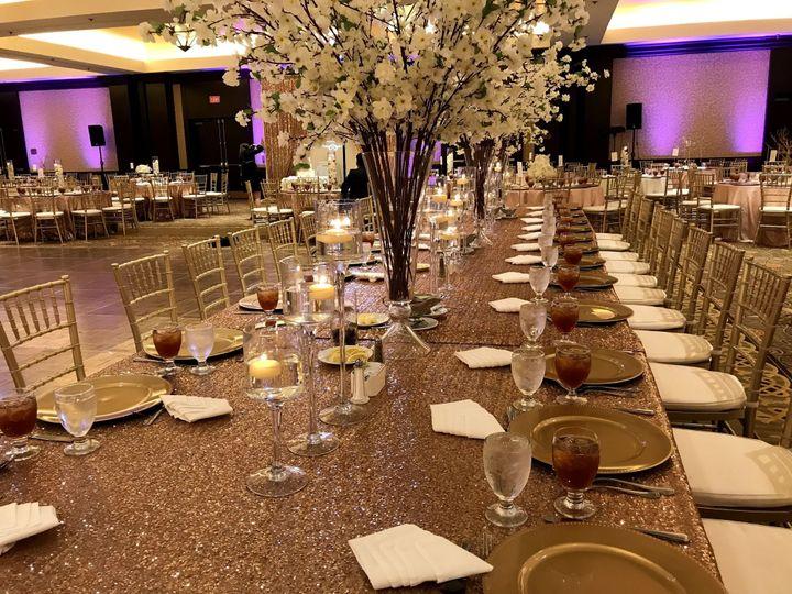 All round elegant set up