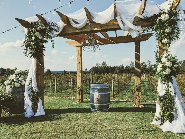 Tmx Outdoor Ceremony Space 51 1030009 V1 Shelby, NC wedding venue
