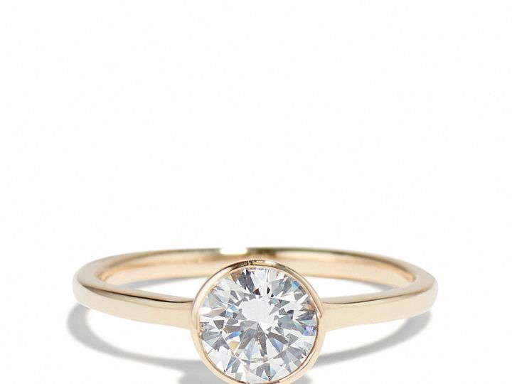 Tmx Allium Round Diamond Ring 14ky 014 51 130009 1559749967 Philadelphia, PA wedding jewelry