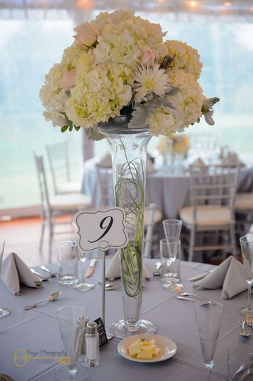 Center piece | Ray's Photography