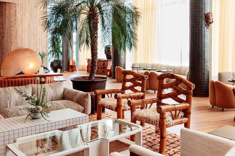 Palma lobby lounge
