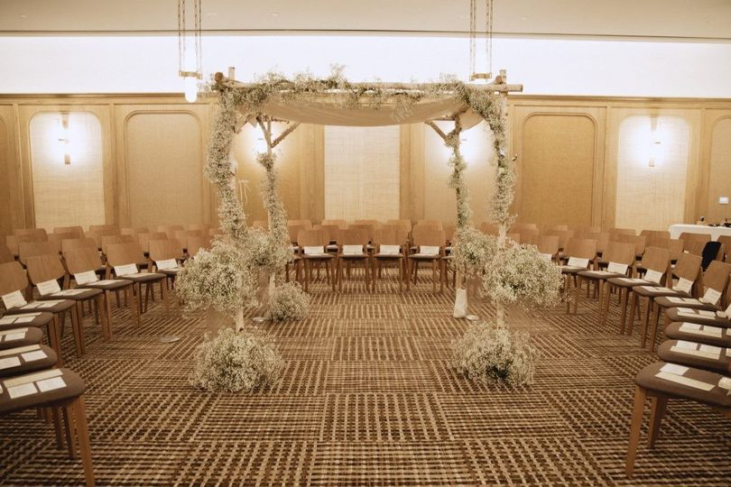 the santa monica proper hotel wedding indoor shana morrison band 27 1024x682 51 1041009 158827391211824