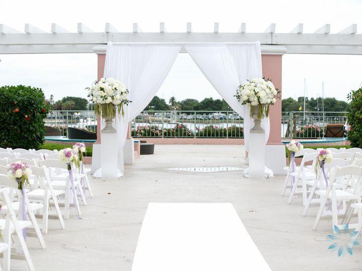 Tmx 1447088592201 62015 Renaissance Vinoy Wedding 055 Oldsmar, FL wedding florist