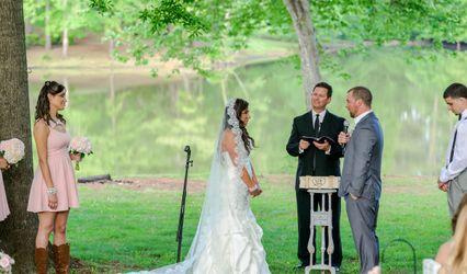 Wedding Pastor Shane