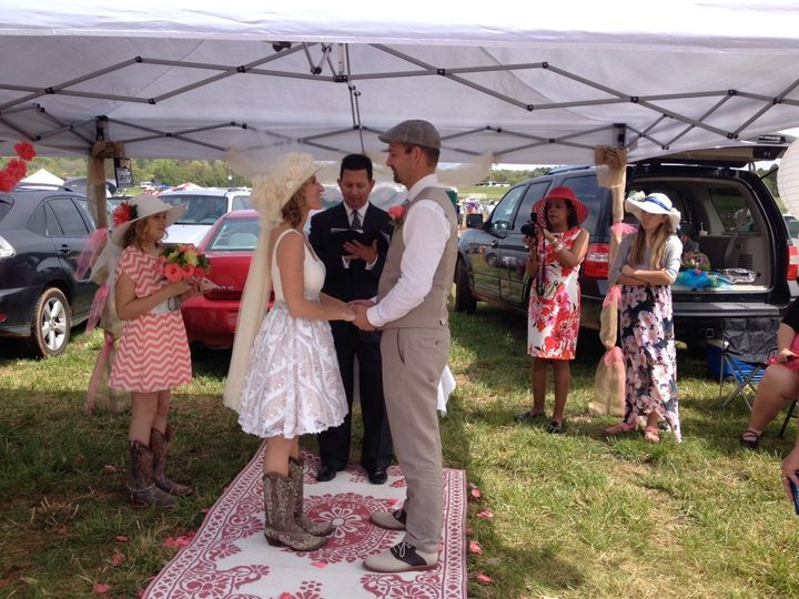 Tmx 1510164419424 Wed4 Nashville, Tennessee wedding officiant