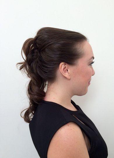 Long hair design