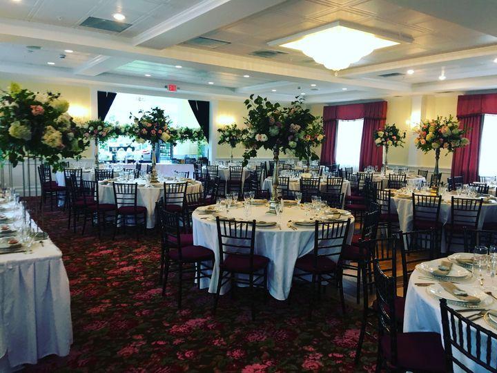Banquet ballroom
