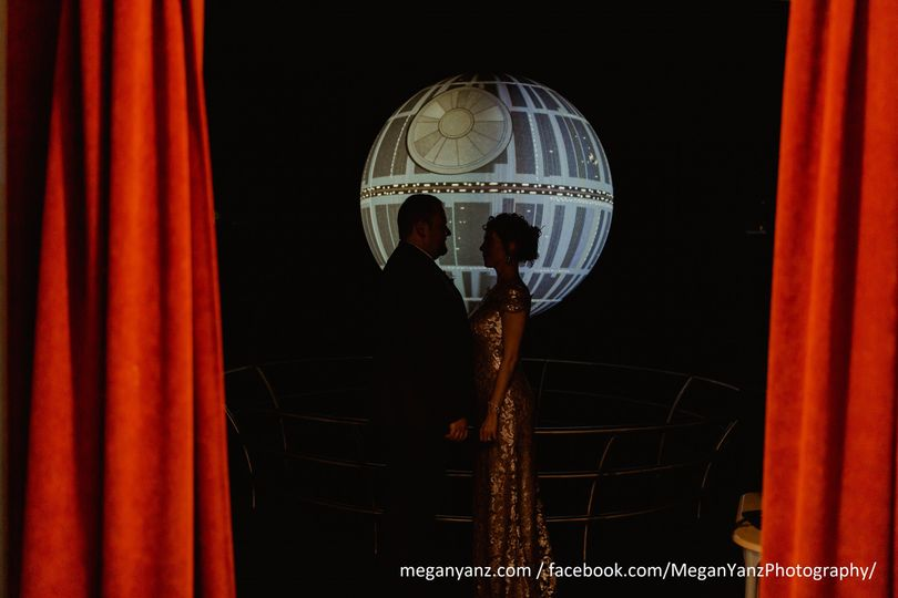 Death Star Wedding