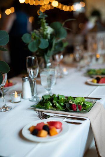 Fruit & Salad