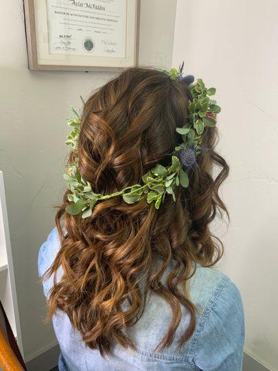 Amy - Bridal Hair & Makeup