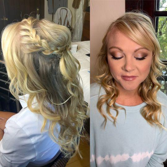 Whitney - Bridal Hair & Makeup