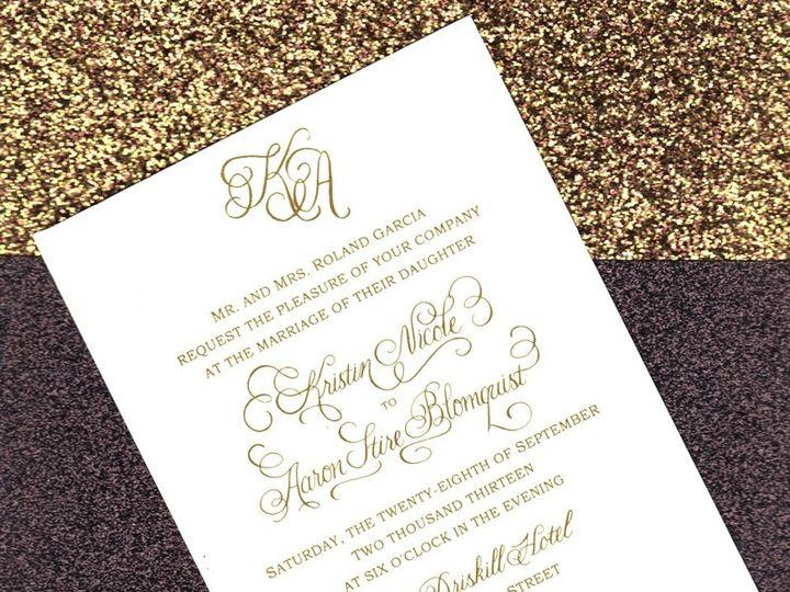 Tmx 1459956126051 07 09 2013 092859pm Fisherville wedding invitation