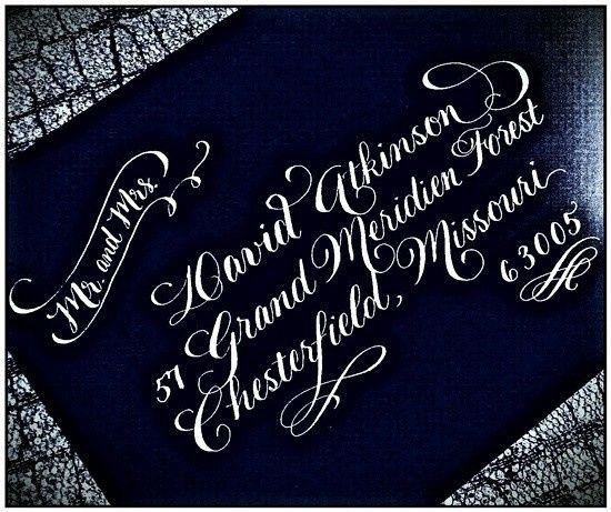 Tmx 1477153915361 Spenerian Script With Flourished Border Around Mr  Fisherville wedding invitation