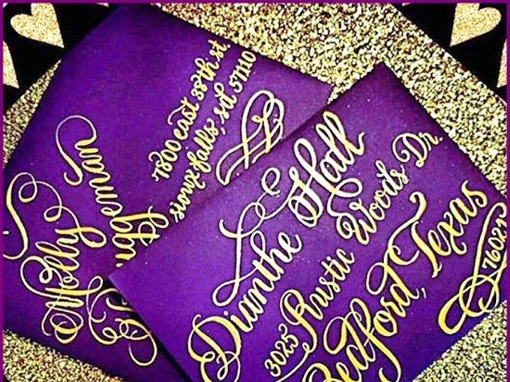 Tmx 1477153957367 Platinum Flourish Script Using Unique Layouts Flou Fisherville wedding invitation