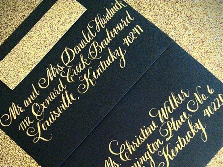 Tmx 1477154657295 95465110151595239050662651293889n Fisherville wedding invitation