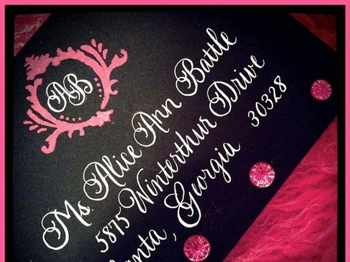 Tmx 1477156058837 Balmoral White Ink Fisherville wedding invitation