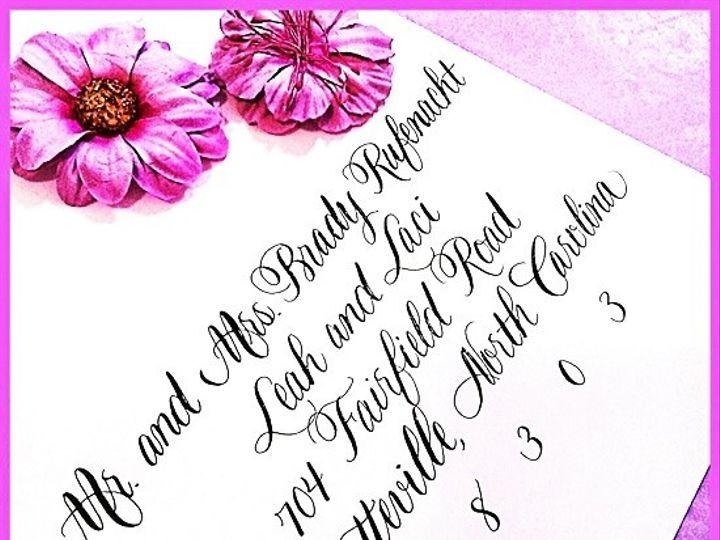 Tmx 1477156145261 Elegance Script Fisherville wedding invitation