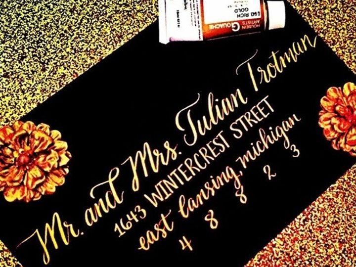 Tmx 1477156163511 Img20150325124910 Fisherville wedding invitation