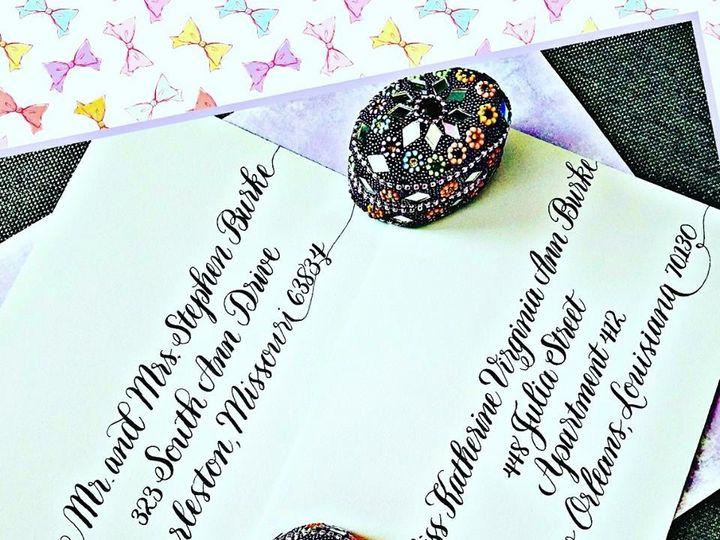 Tmx 1499183240365 Playful Script Uppercase Fisherville wedding invitation